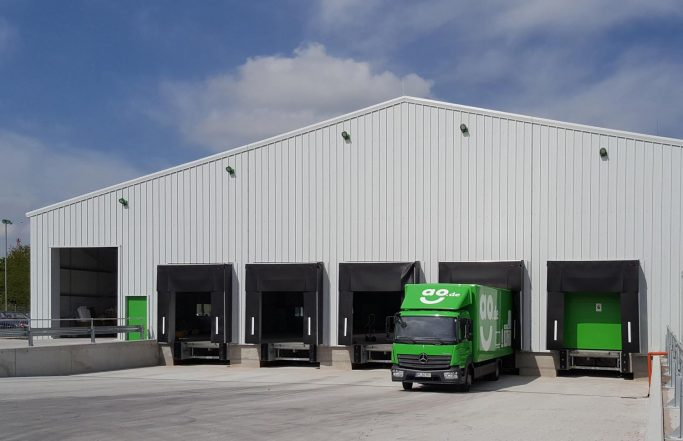 Distribution Centre AO  Expert Logistics, Dietzenbach