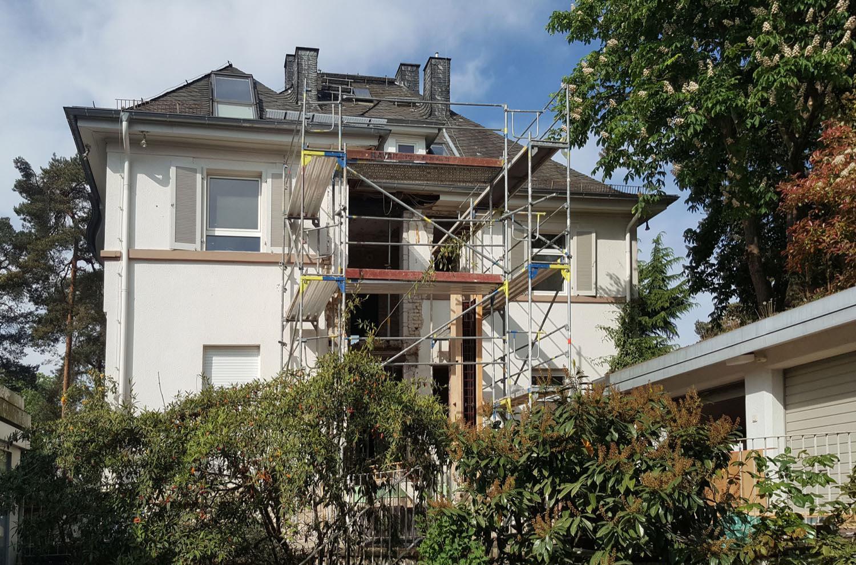 Villa H Mainz Achtergarde Welzel