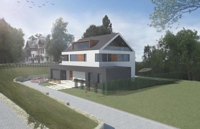 Haus R 27, Falkenstein