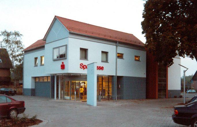 Sparkassen-Geschäftsstelle, Ilsede