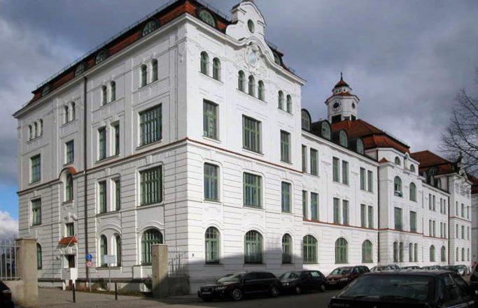Vimy-Kaserne, Freising
