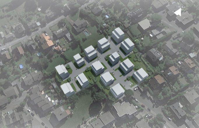 Residential Development Former Market Garden, Dortmund-Aplerbeck