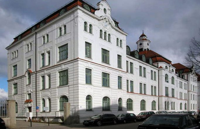 Vimy Barracks, Freising