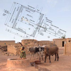 Neue Brunnen für Burkina Faso